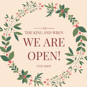 THE KING AND WREN INSTAGRAM OPEN